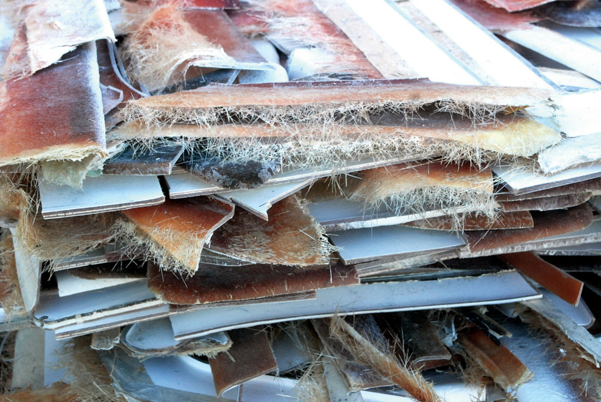 Finding a market for recycling scrap fiberglass will become even more of a priority as landfills run out of space.