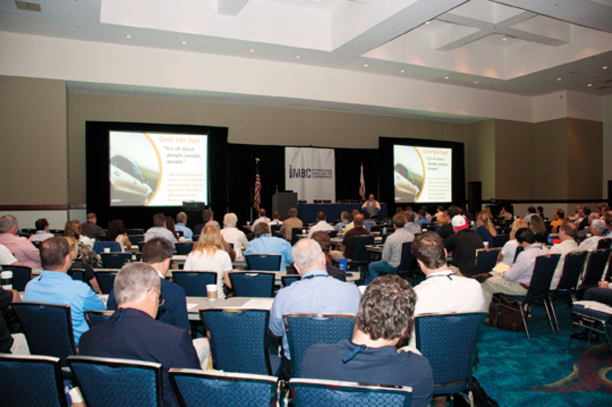 The IMBC is adding sessions on engineering and design to its January conference.