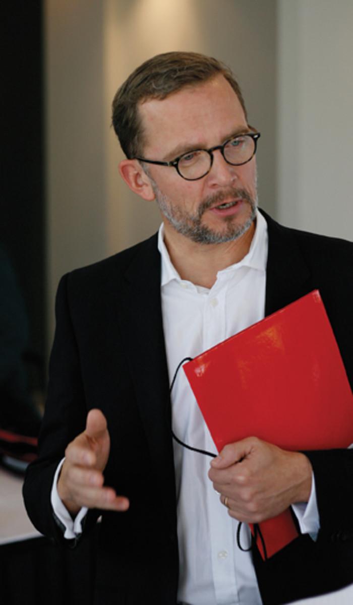 Constantin von Buelow.