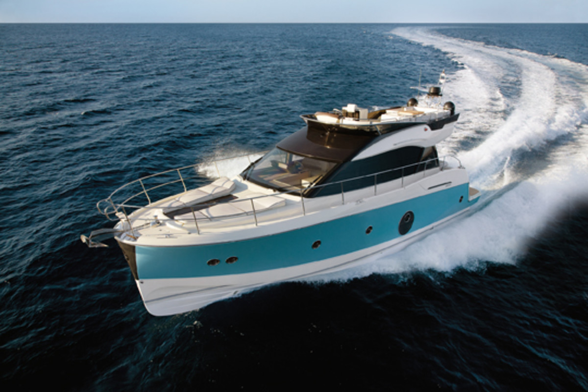 Fabre says the new Monte Carlo 5 was designed to appeal to the U.S. market.