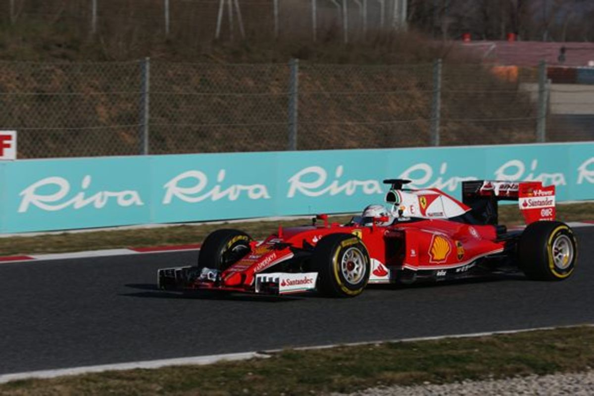 Riva Yachts has a Formula One sponsorship deal with Scuderia Ferrari.