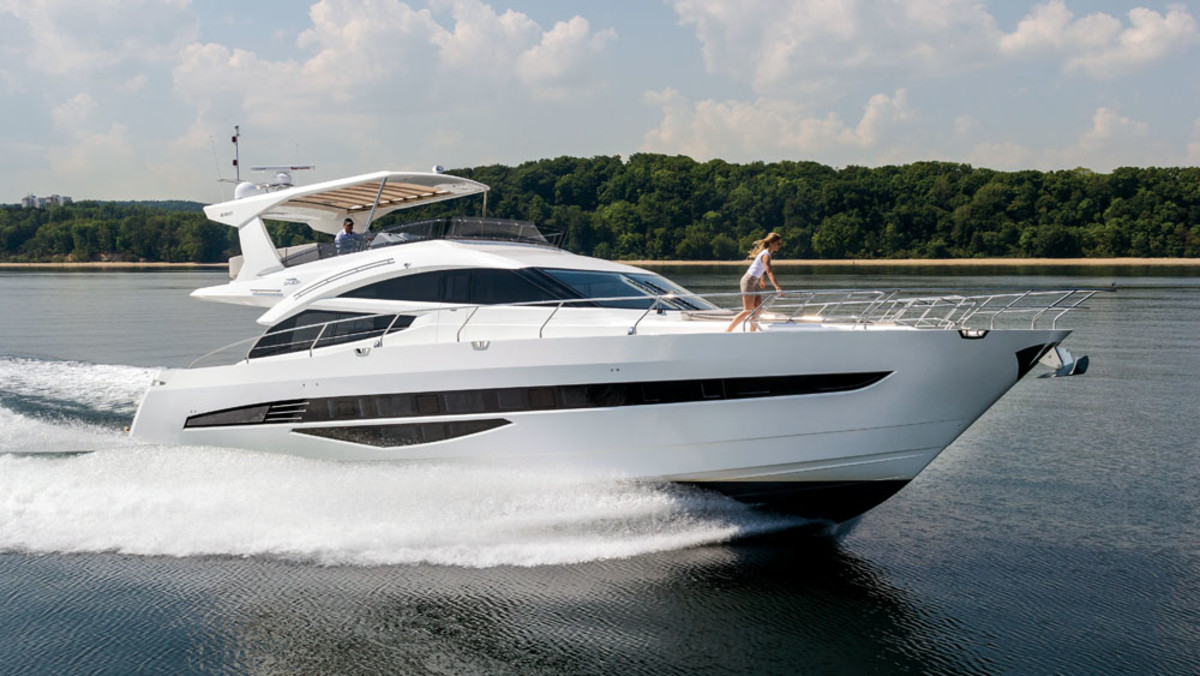 """MarineMax has begun selling Polish-built Galeon Yachts, but says it views them as a """"complementary product"""" to its Sea Ray models. The company wanted to supplement its offerings with a lower-priced line."""