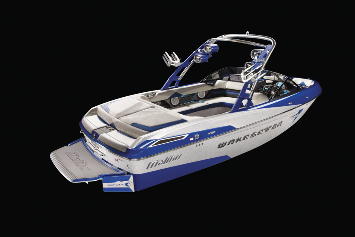 Malibu has redesigned its best-selling Wakesetter 23 LSV for model-year 2014.