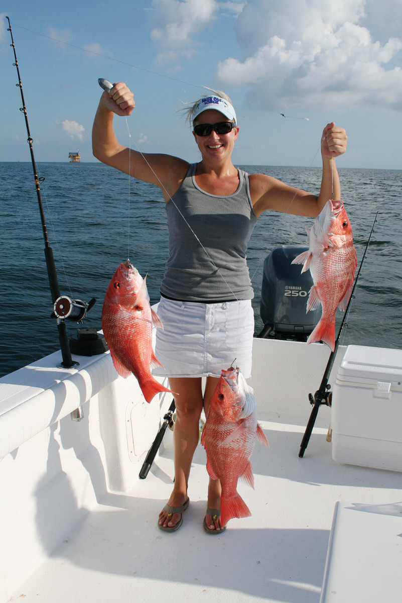 Red snapper are plentiful, but allocation rules haven't changed in decades.
