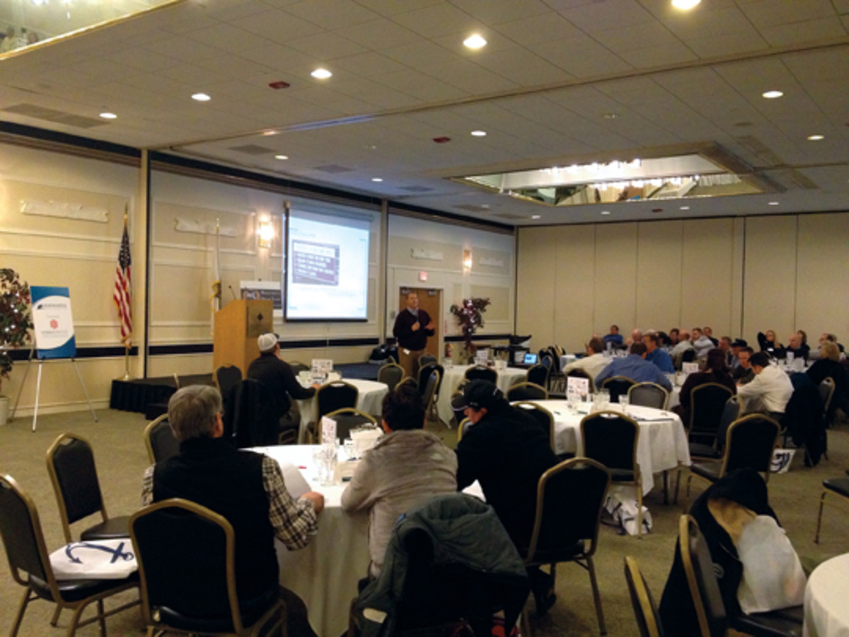 Topics specific to the Northeast were presented in January at the Massachusetts session.