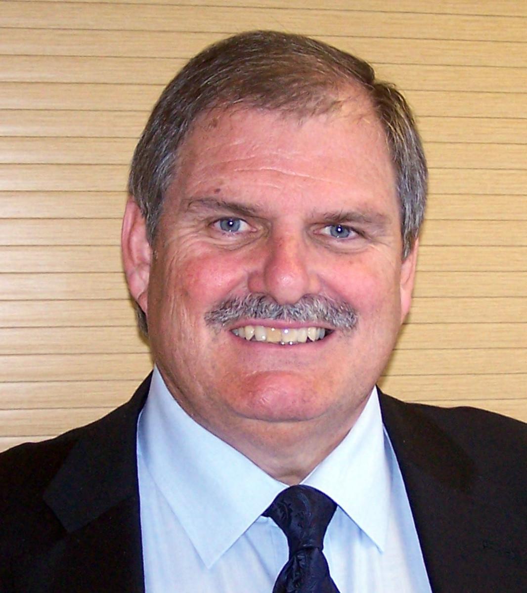 GMI Chairman Mick Bettesworth