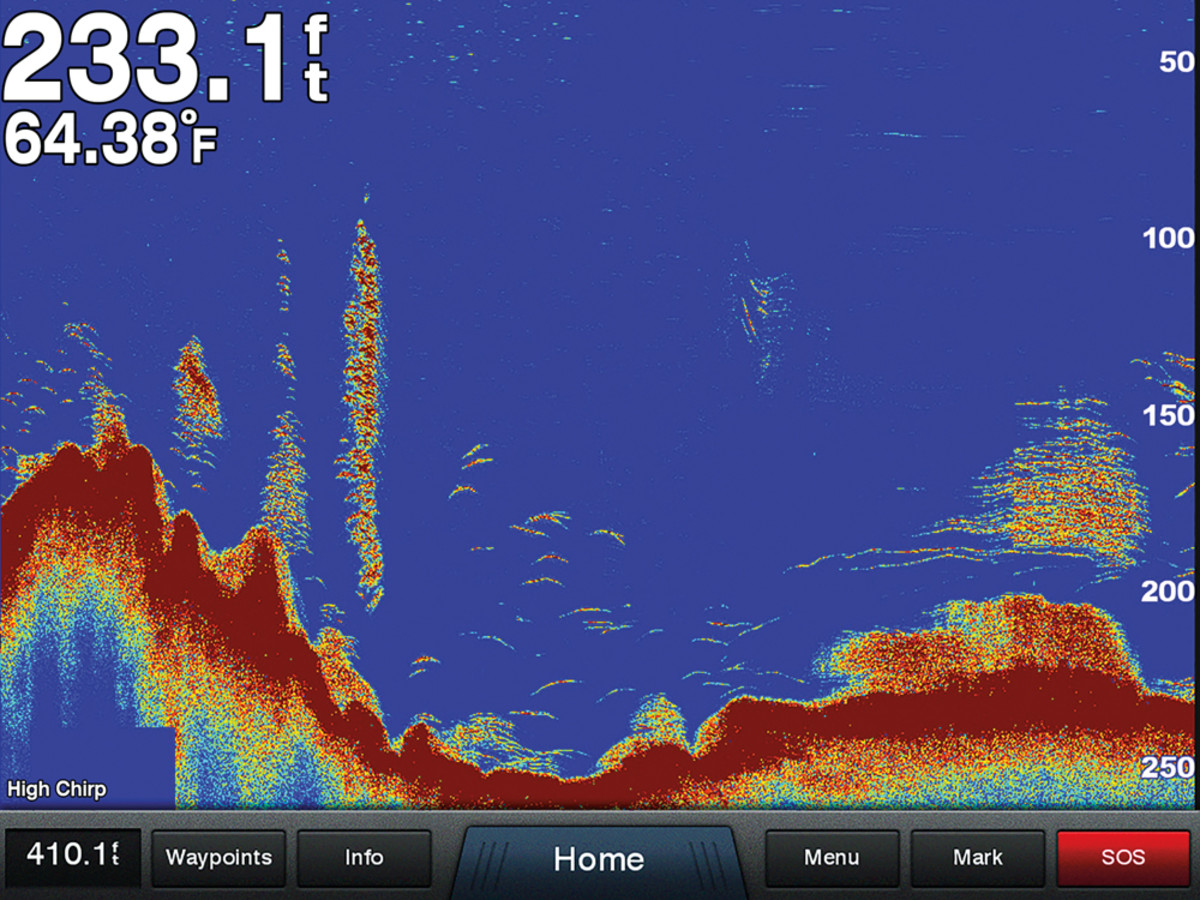 Garmin set its sights on sport anglers with the GSD 26 black-box sonar.