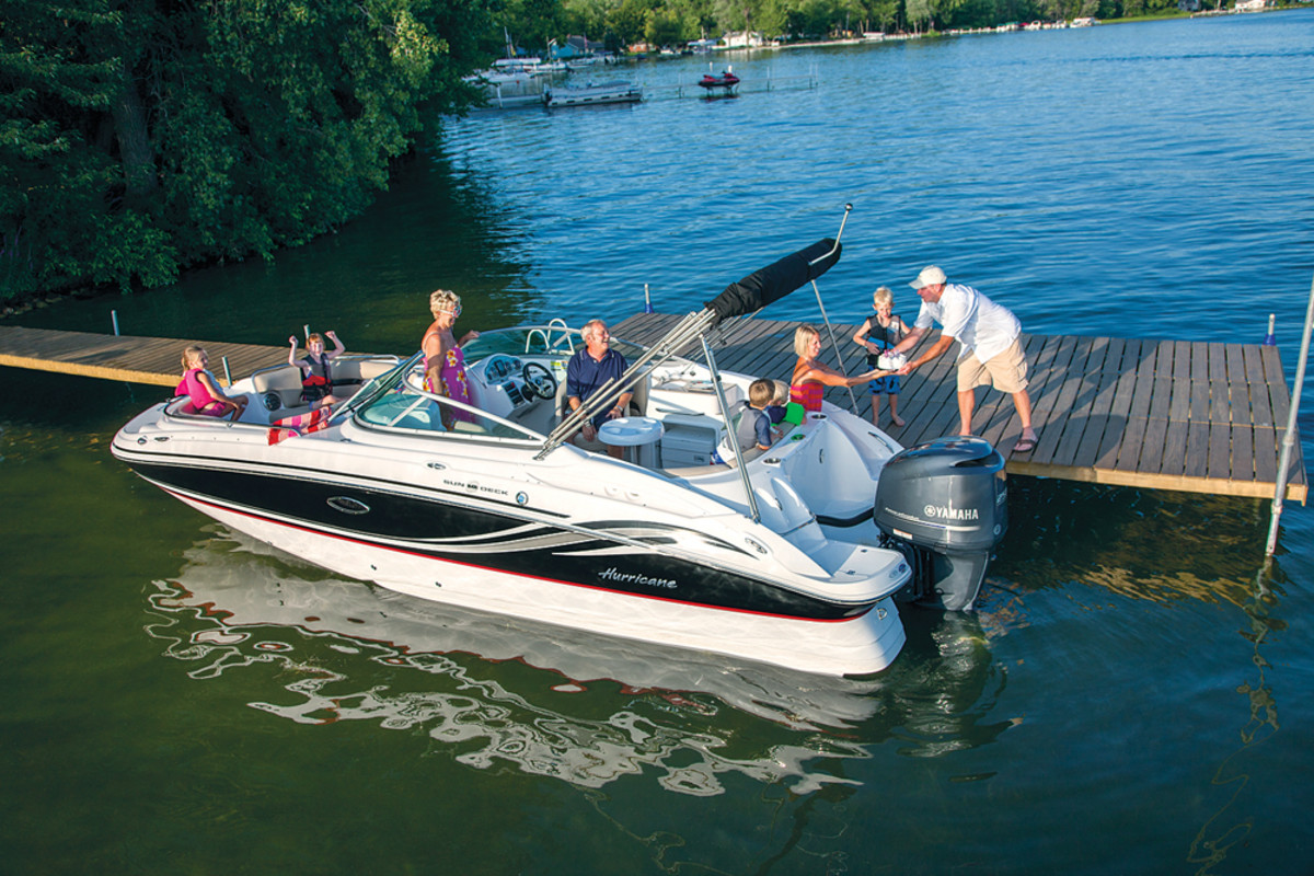 When the club was founded in 1989, it was built on the time-share model for boats.
