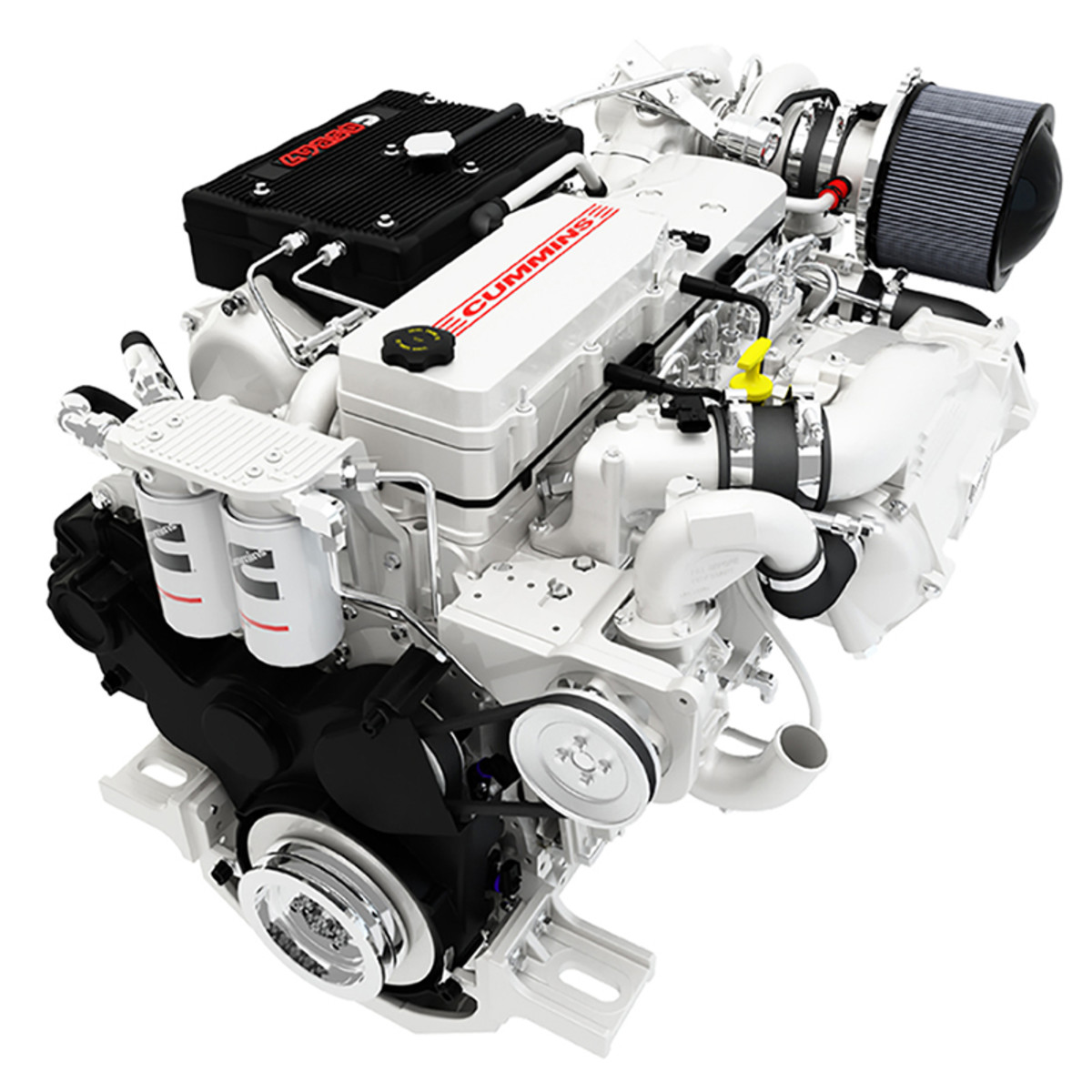 The QSB6.7 engines used in these two repowers are the latest from the Cummins B Series. More than 10 million B Series engines are in service around the world in many on- and off-highway applications.