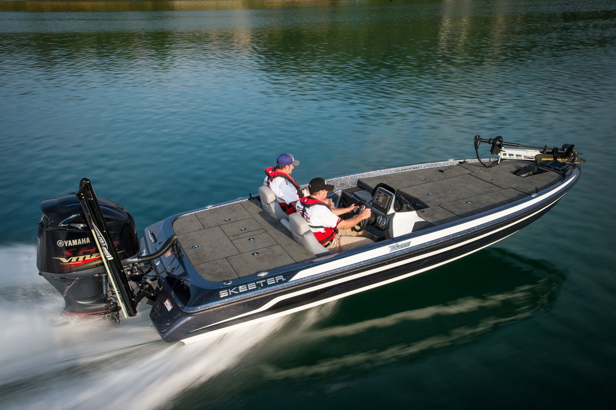 Skeeter unveils two redesigned high-performance bass boats ...