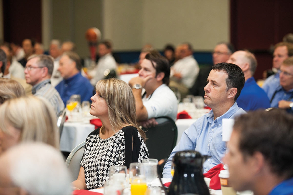 Attendees will have a wide choice of educational programs, some of them full-day events.