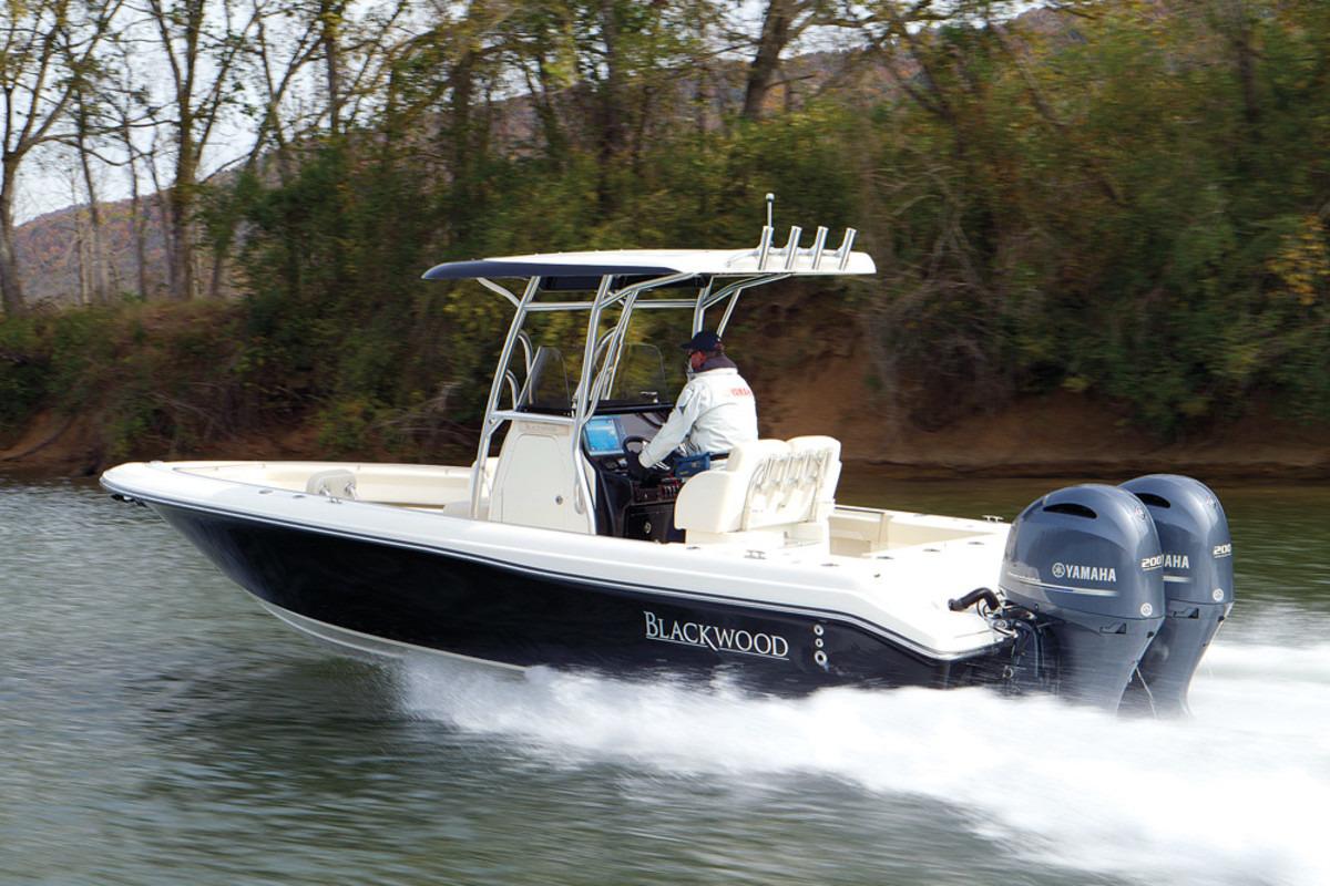 Yamaha has 2,000 dealers in the United States and partnerships with 120 boatbuilders.