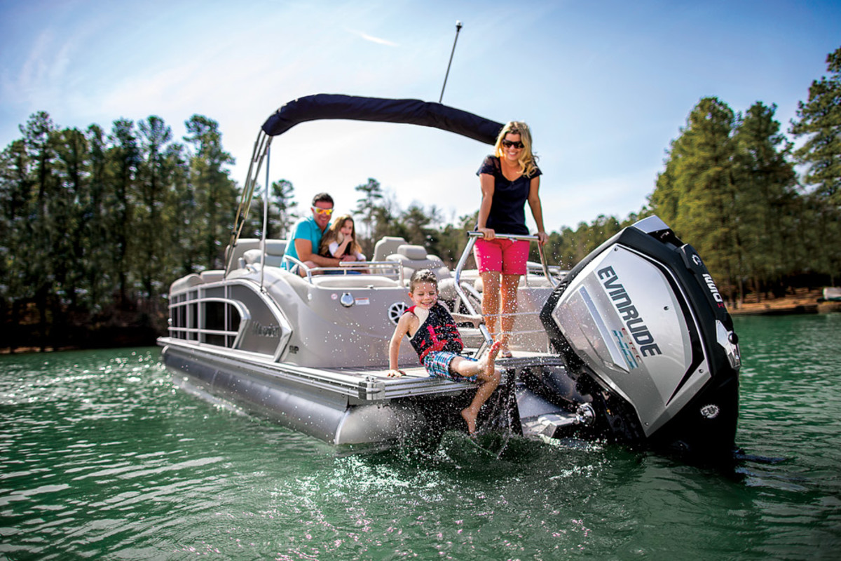 The new engine line, initially 200 to 300 hp is suitable across boats ranging from pontoons to go-fasts.