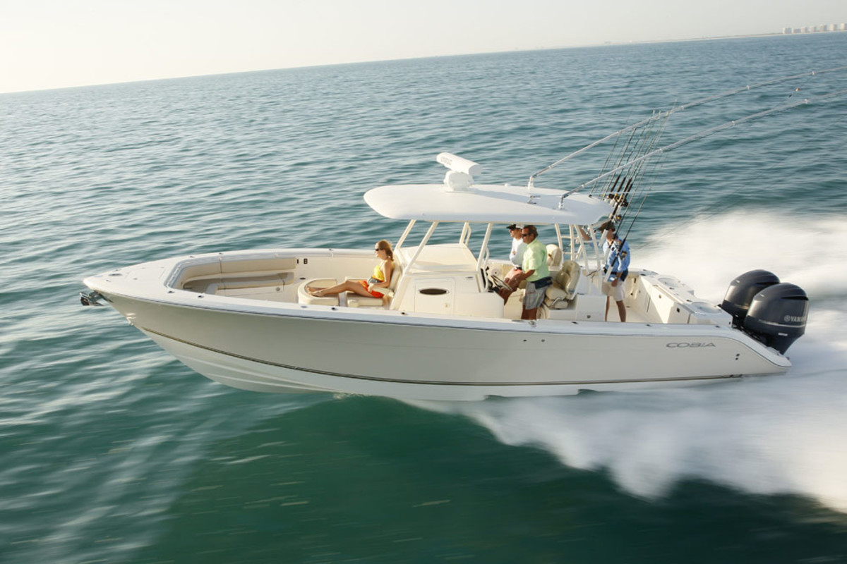 The Maverick Boat Co. has been revamping the Cobia family/fishing open boat fleet since acquiring the brand in 2005.