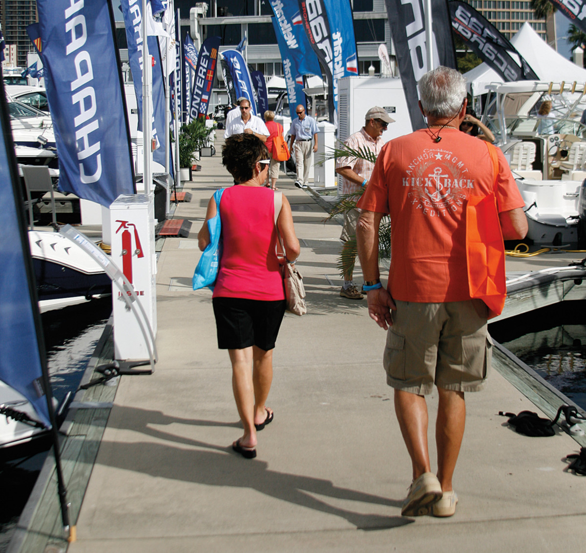 The Fort Lauderdale International Boat Show brings millions of dollars to the region.