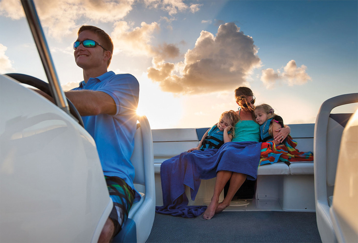 The family togetherness recreational boating inspires has always been one of its strongest selling points.