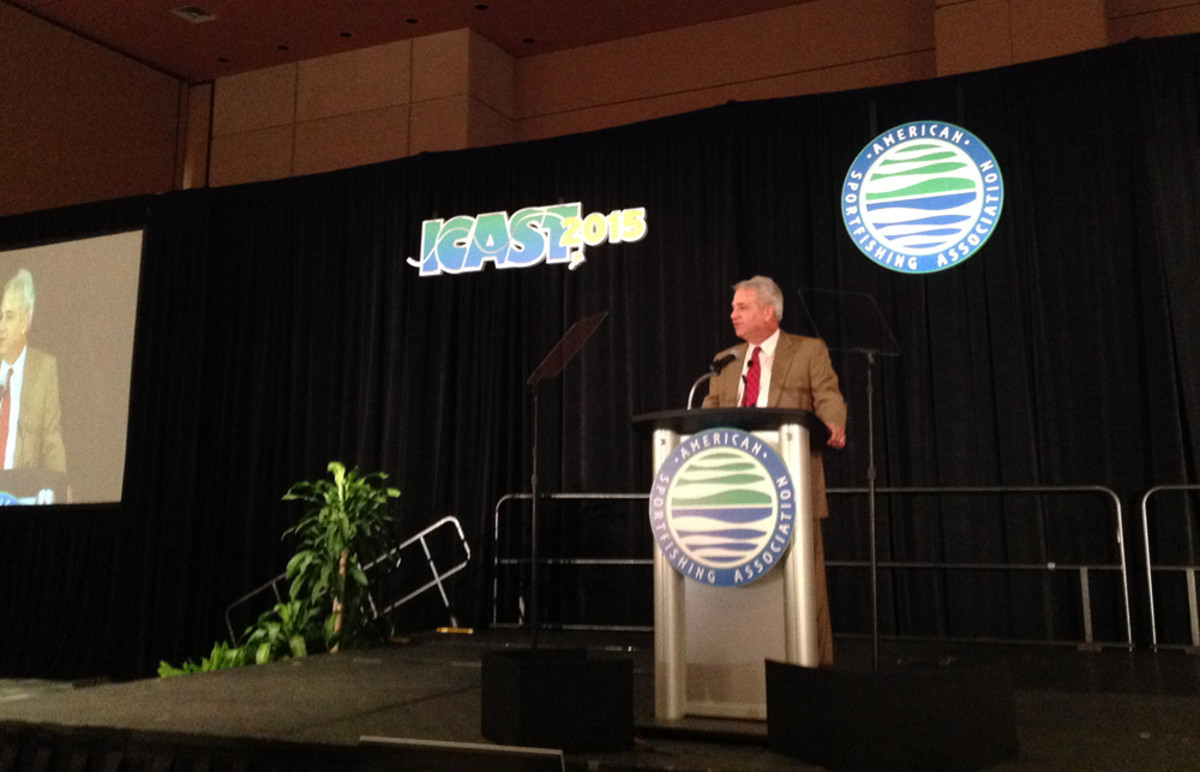 American Sportfishing Association president and CEO Mike Nussman said today at the ICAST industry breakfast that more needs to be done to increase participation in fishing.