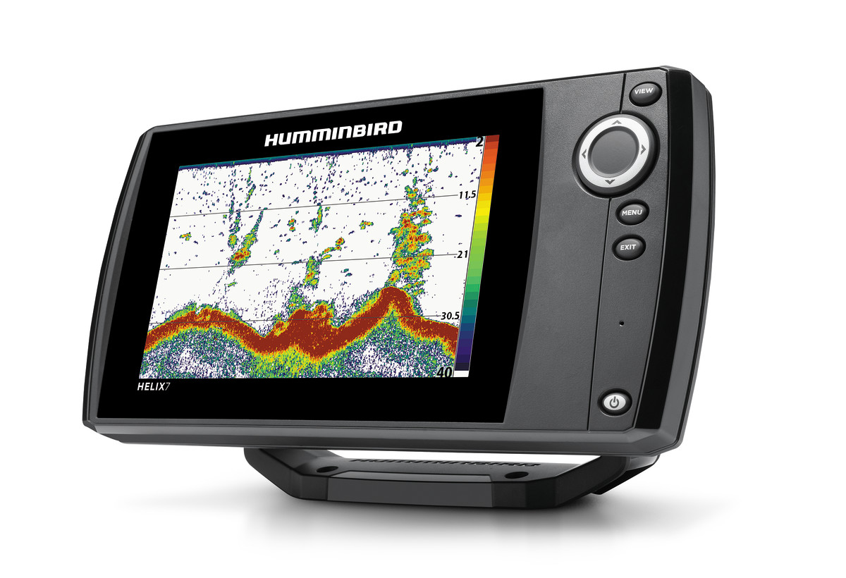 Johnson Outdoors' Humminbird Helix 7I sonar/GPS won Best of Show in the electronics category at ICAST.