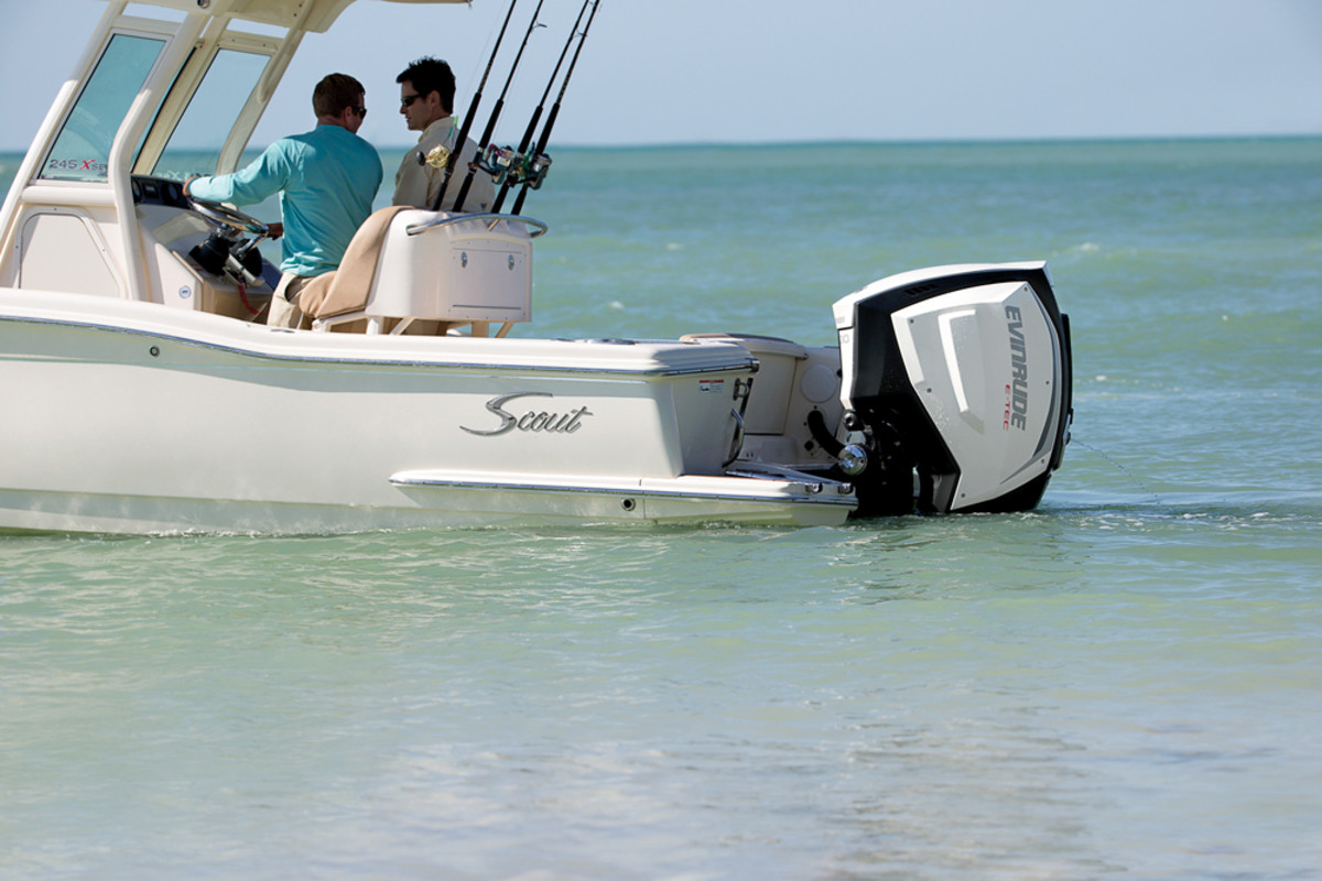 """BRP designed the G2 to give it a bold look in hopes it will stand out in what the company calls a """"sea of sameness."""""""