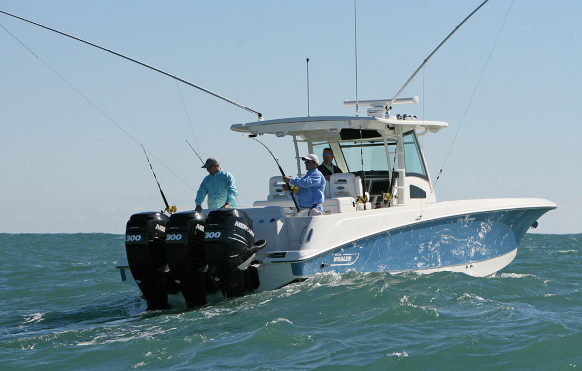 The industry is pressing Congress to recognize the economic importance of recreational fishing.