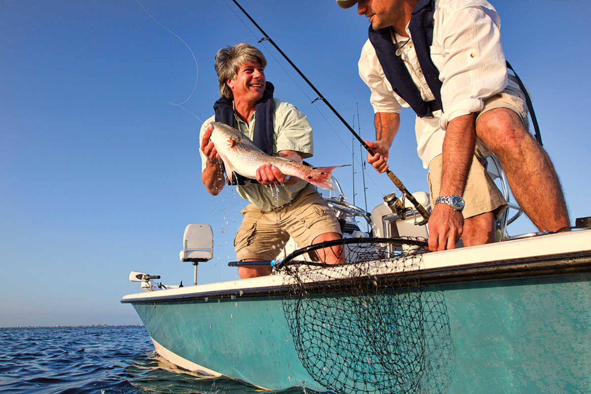 The country does not have a national policy on recreational fishing.