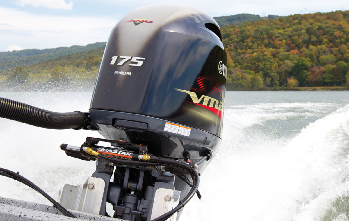 Propulsion preview trade only today for Yamaha outboard service san diego