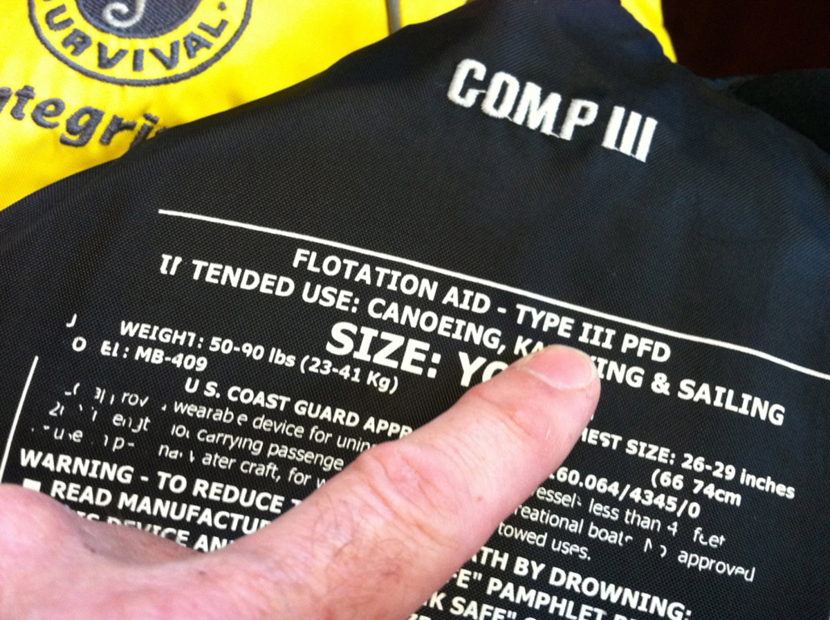 In an effort to be more consumer-friendly and spur innovation, the Coast Guard is dropping its Type I-V labeling system.
