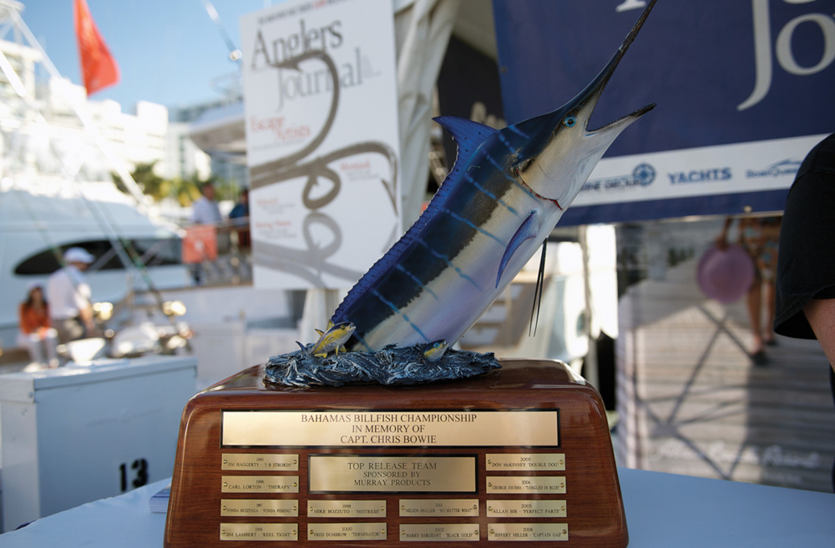 The Bahamas Billfish Championship has found a new home with AIM.