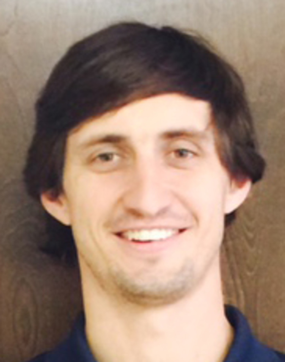 Dustin Tupper headshot