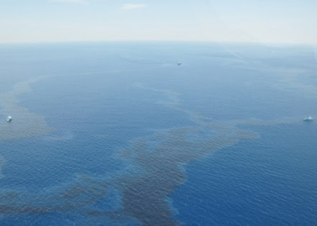 More than 88,000 gallons of crude oil were released from a Shell flow line in the Gulf of Mexico off the coast of Louisiana.