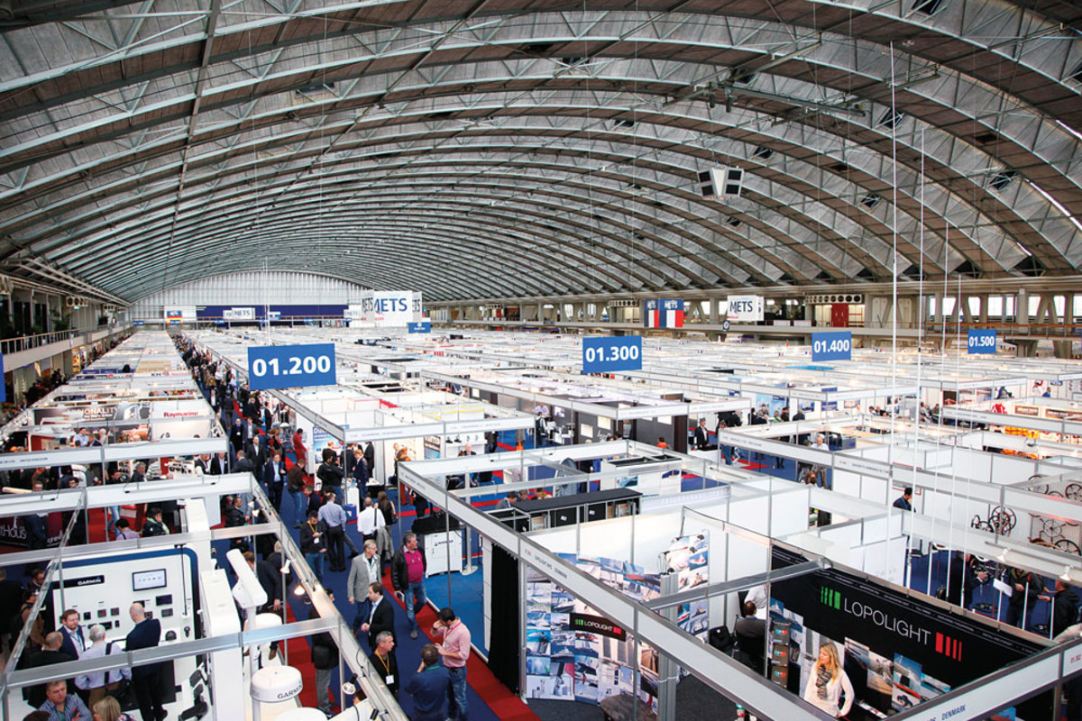 More than 1,300 exhibitors will greet visitors at the world's largest trade exhibition for the international industry.