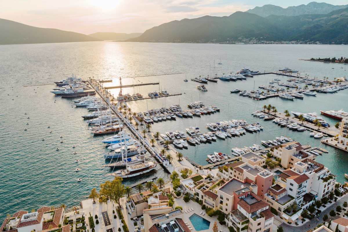 Porto Montenegro will host the MYBA Pop-Up Superyacht Show again this year.