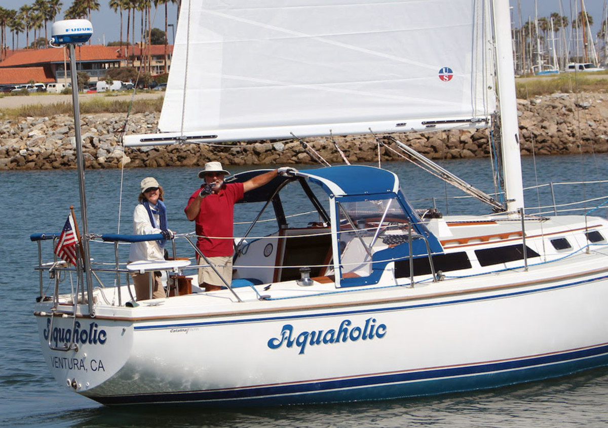 Aquaholic ranks 10th on the new BoatUS list of the most popular boat names.