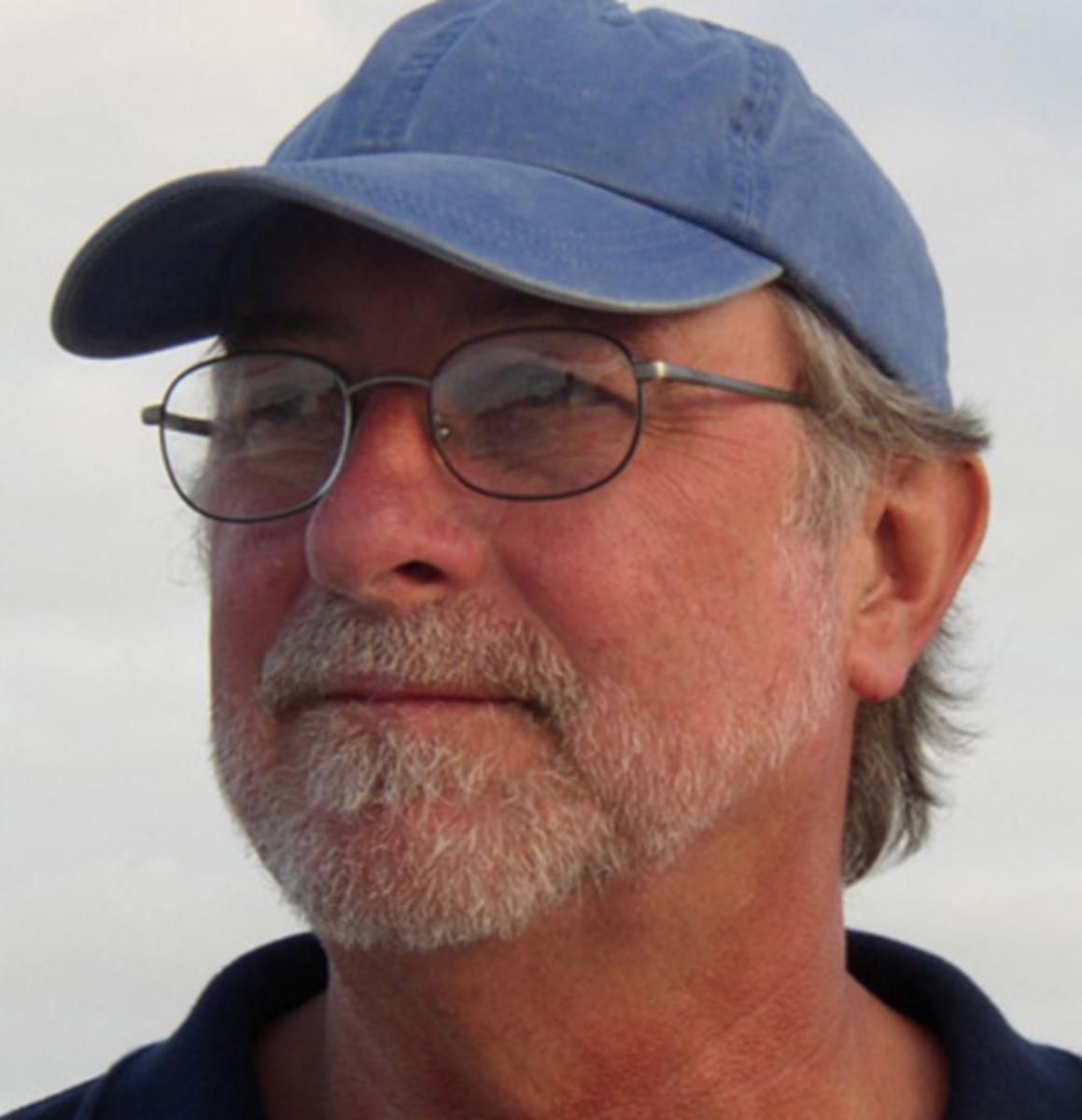 Jack Koontz Jr. Photo courtesy Martha's Vineyard Gazette.