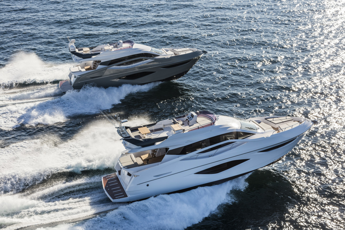 Numarine will introduce the 60 Flybridge at the Fort Lauderdale International Boat Show in November.