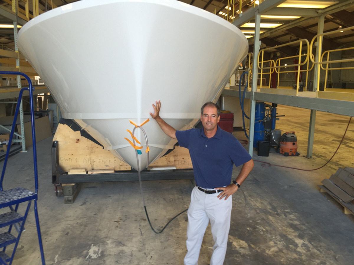 VIDEO: Bertram Yachts nears debut of new 35-footer - Trade