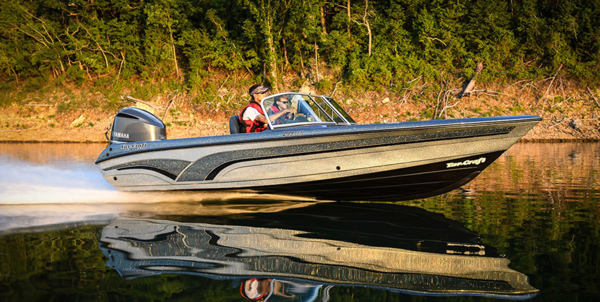 The Yar-Craft 209 has new body lines and graphics.