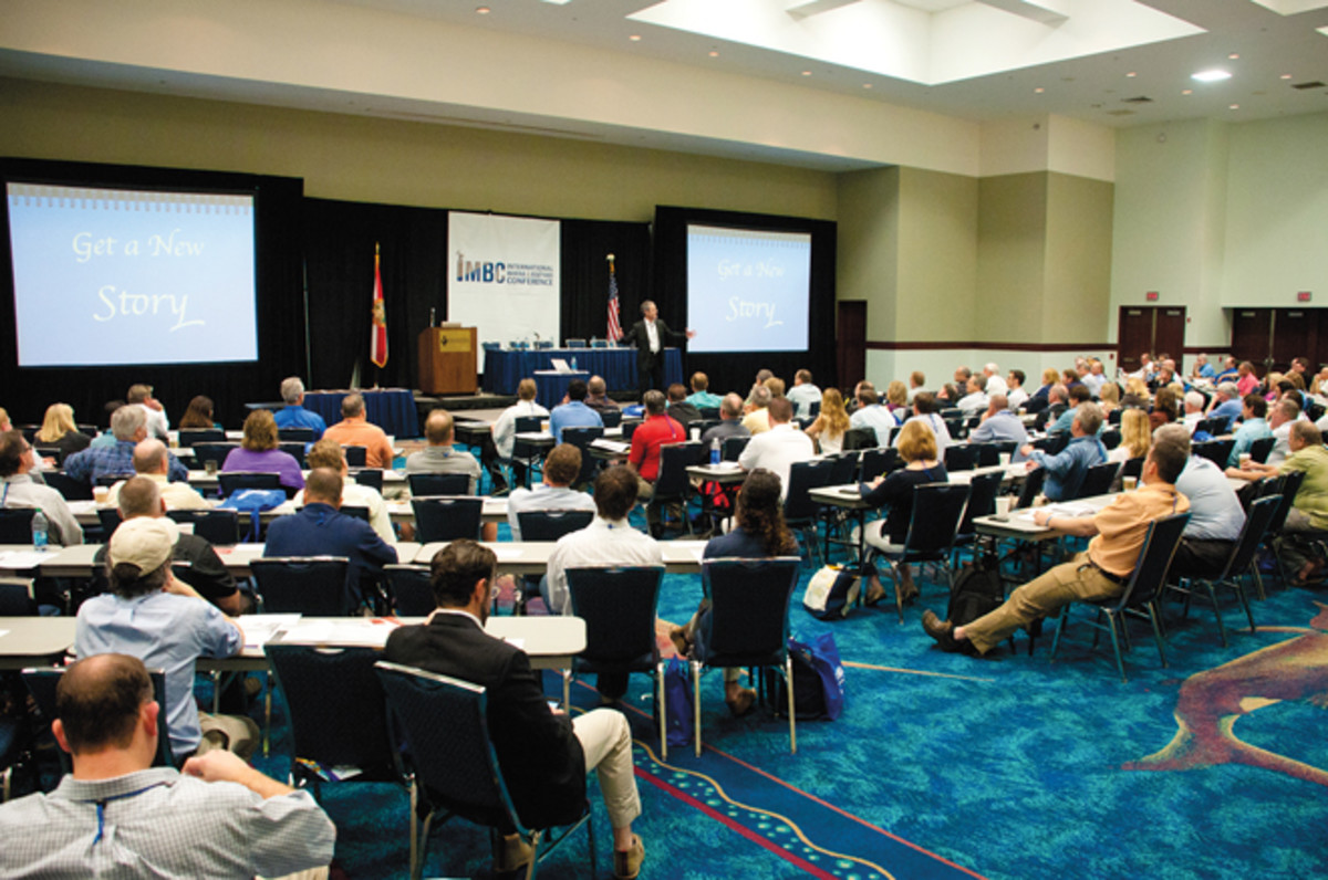Speakers gave conferees advice about adapting to rapidly changing times.