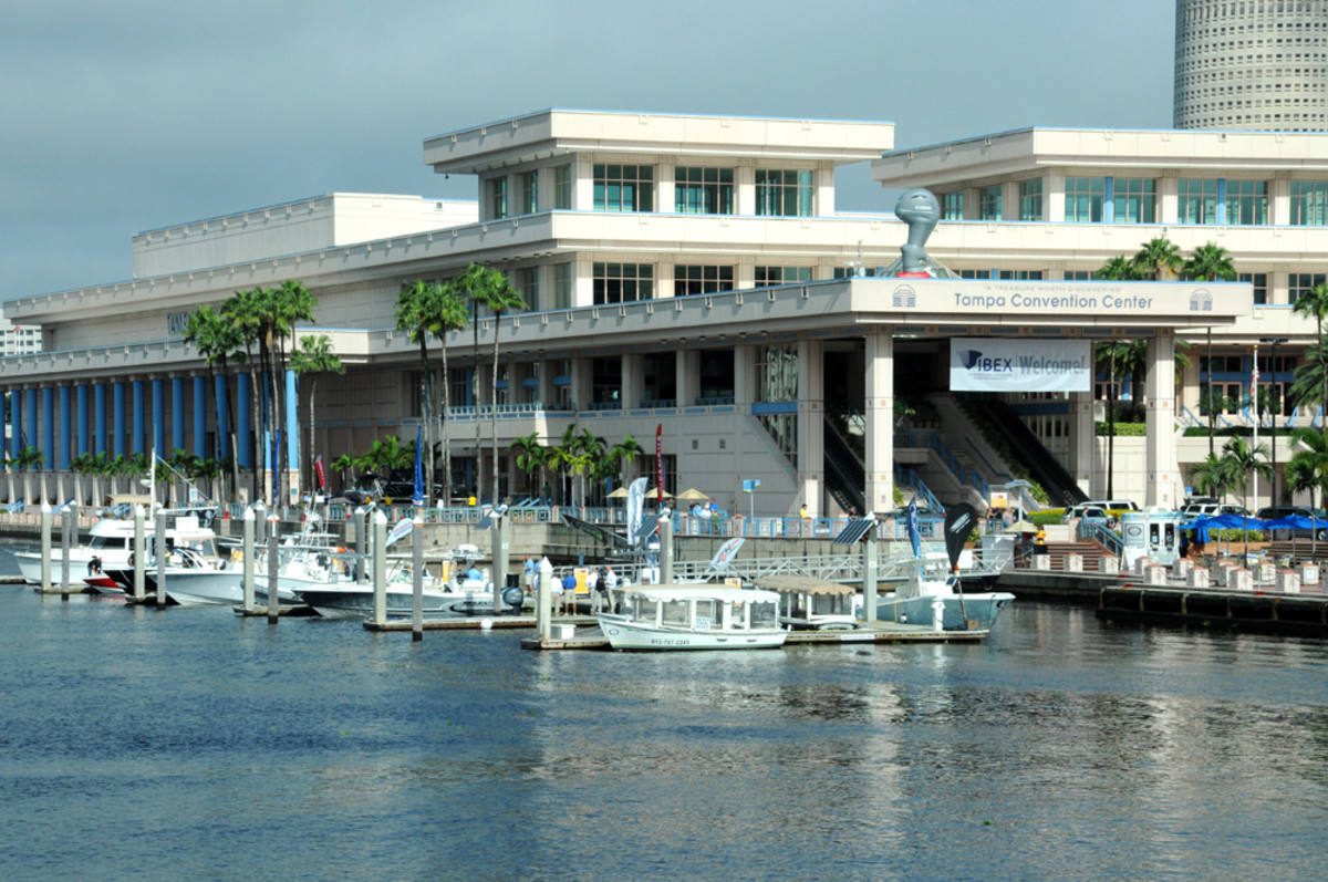 IBEX will return to its new permanent home this week in Tampa, Fla.