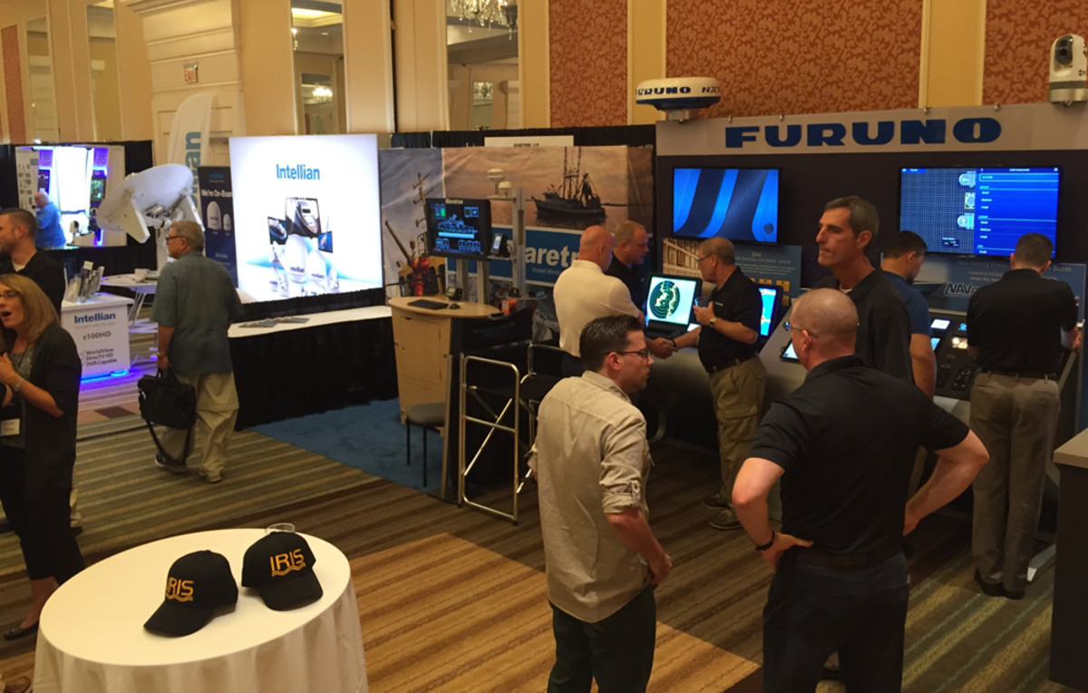 A record 450 conferees attended the event. The show gives dealers, distributors, installers and technicians face time with manufacturers.
