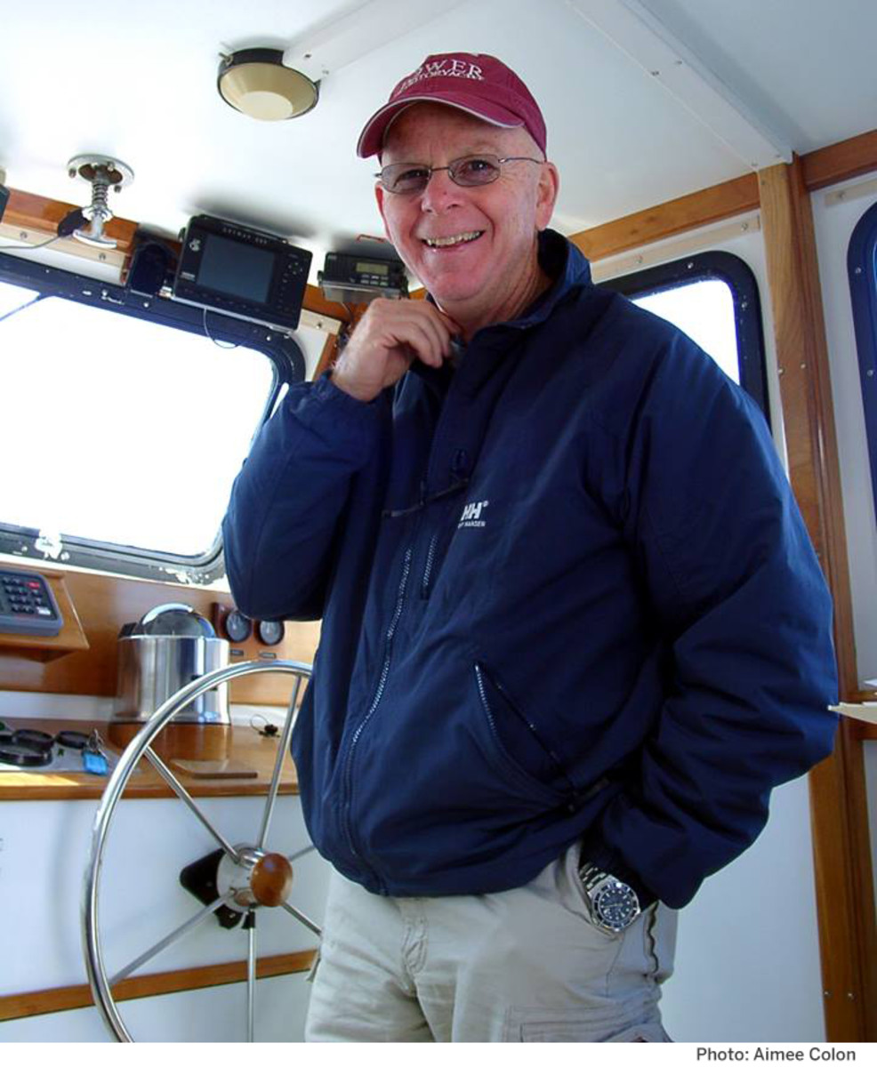 Capt. Richard Thiel was editor-in-chief of Power & Motoryacht magazine from 1987 to 2012.