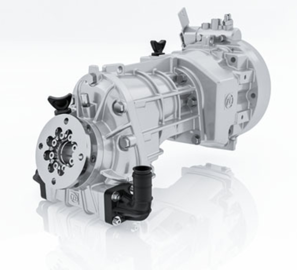 ZF Marine's 48IV and 68IV transmissions are designed for the needs of watersports boat builders.