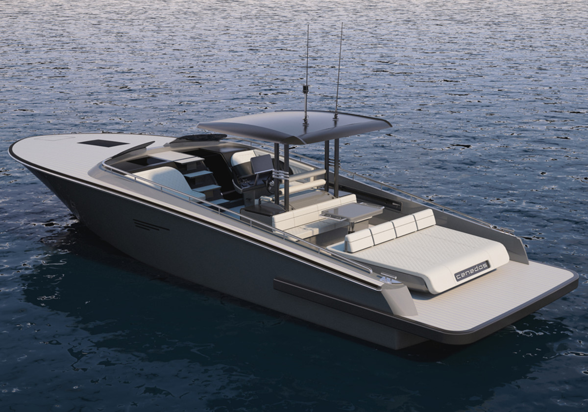 The Gladiator 428 is among four new models that Canados is planning to launch next year.