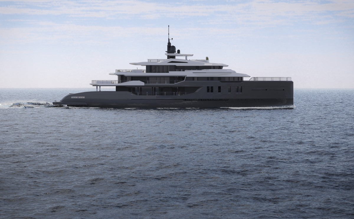 M/Y Day's is expected to be delivered in 2018.