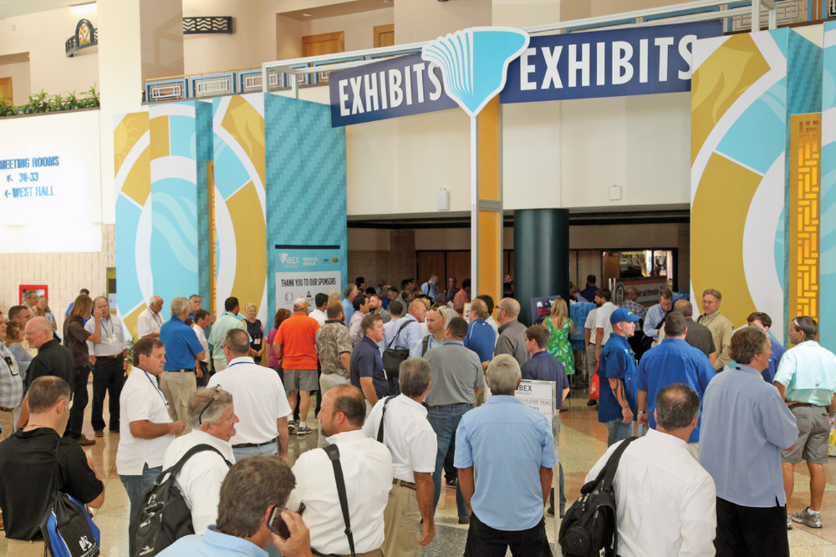 Attendance was on pace to set records, but Matthew caused many preregistered attendees to miss the show.