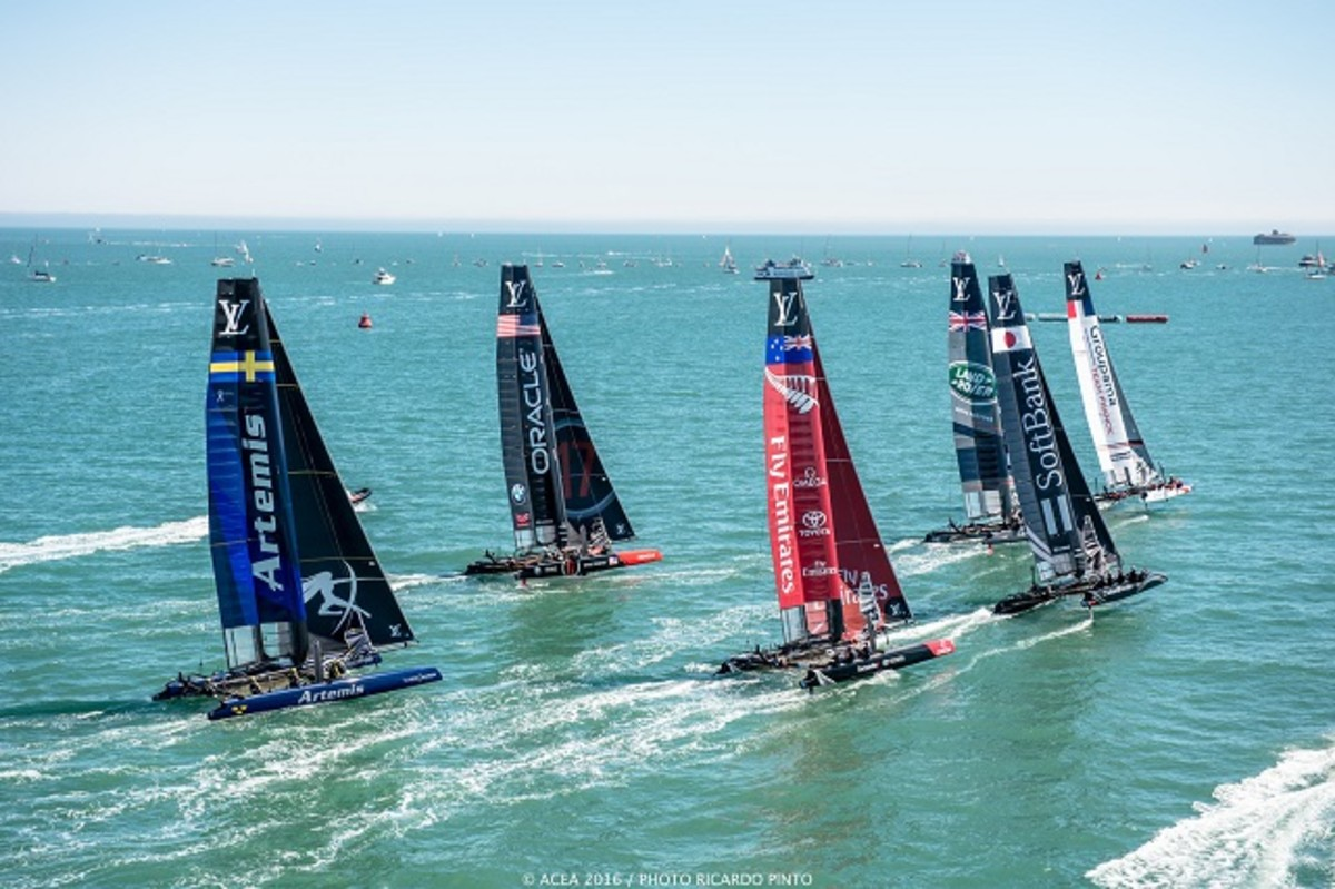 The 35th America's Cup will be held next May and June on the Great Sound of Bermuda.