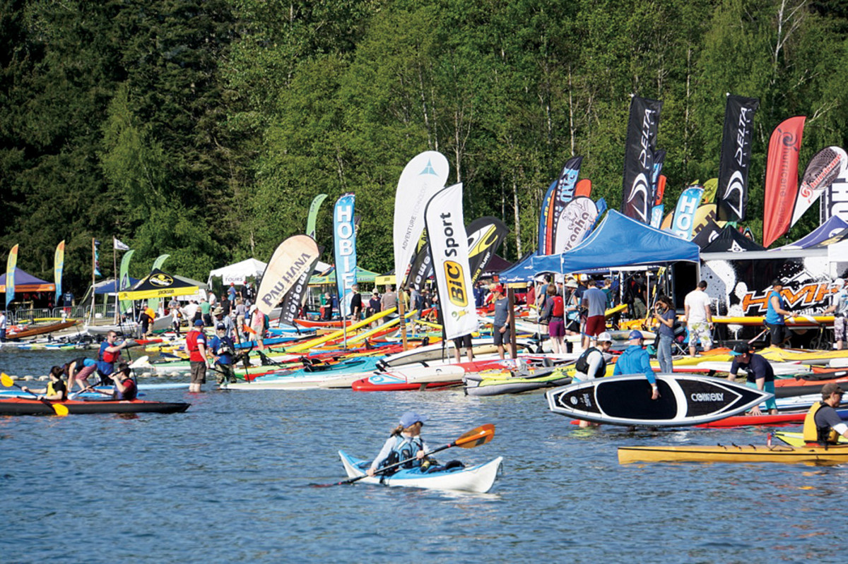 The Northwest Marine Trade Association recently purchased the Northwest Paddling Festival with an eye toward leveraging paddle sports to draw younger people into boating.