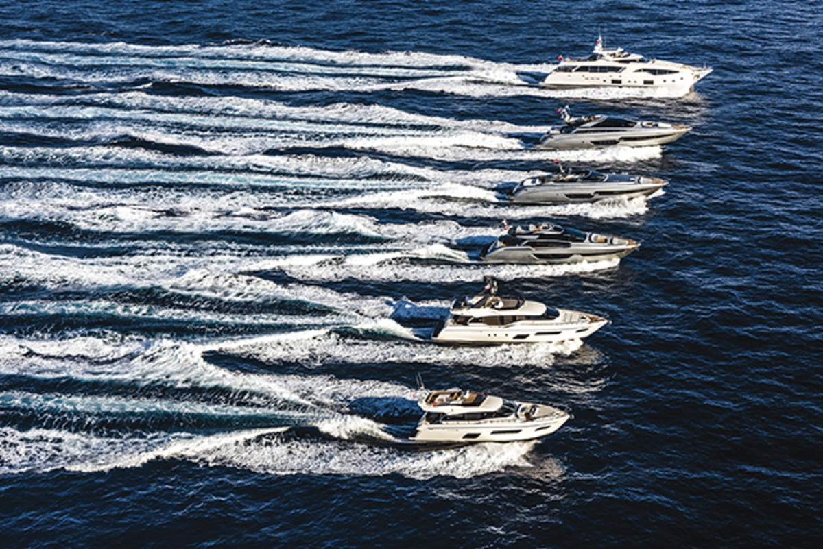 Caucasus Yachts, based in Tbilisi, Georgia, will represent Ferretti Group brands.