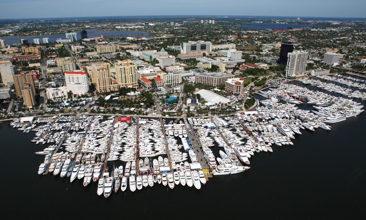 The show gives consumers another chance to purchase a boat if they have missed the Miami shows.