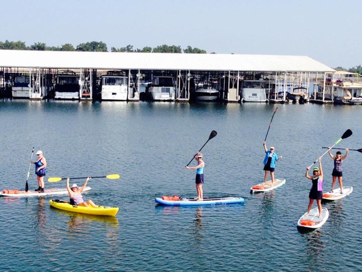 Suntex Marina Investors LLC acquired Kentucky Dam Marina, the largest marina on Kentucky Lake.